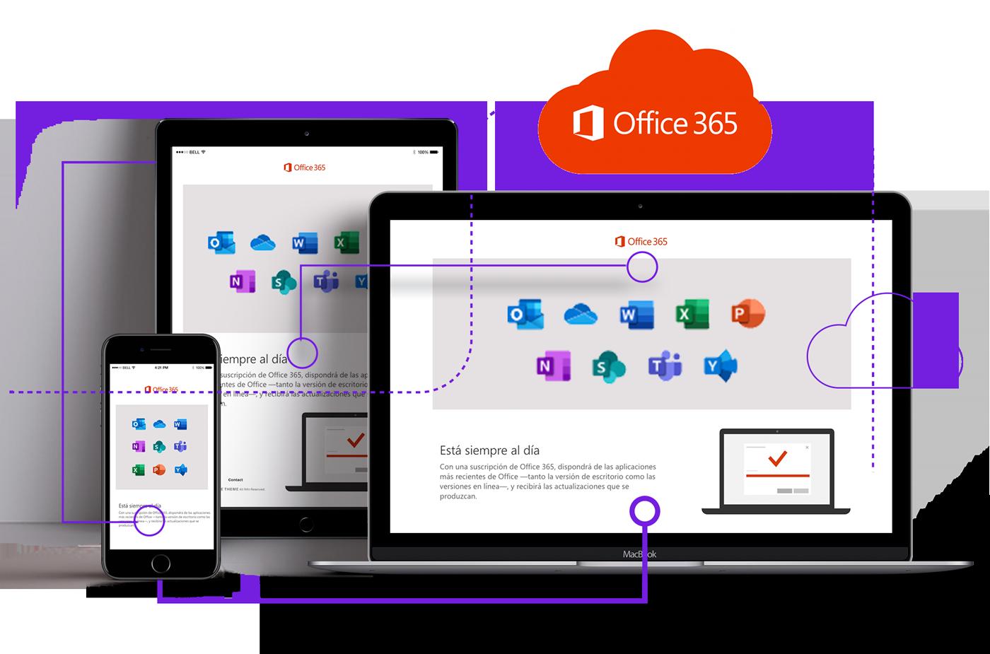 Soluciones de negocio - Microsoft Office 365