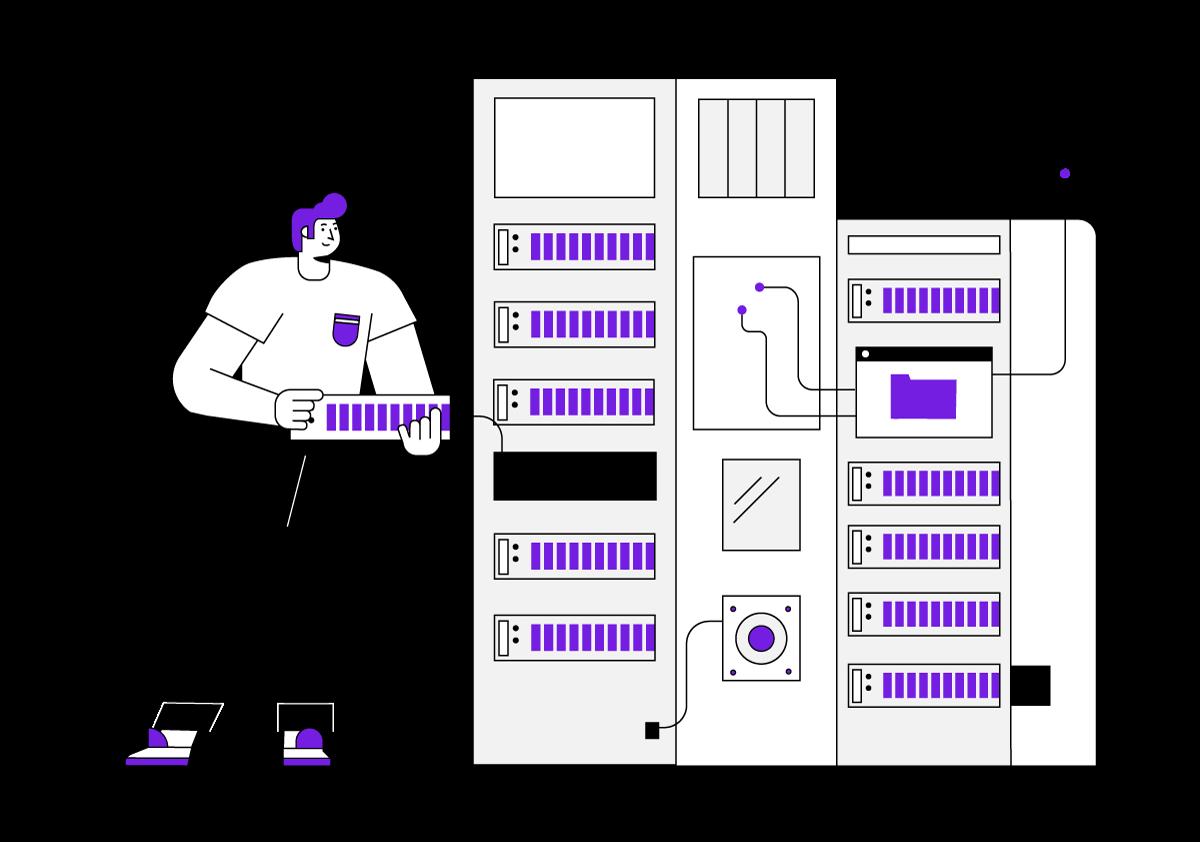 Lunia Consultora informática - Sistemas - Diseñamos y gestionamos la infraestructura de tu empresa