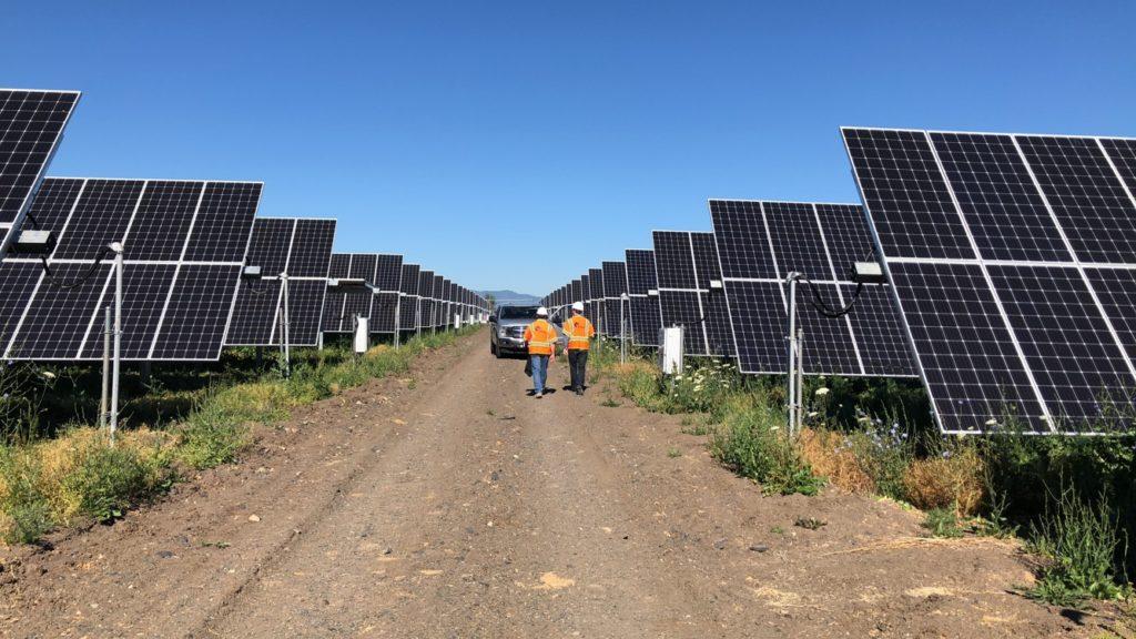 planta solar de Soltec