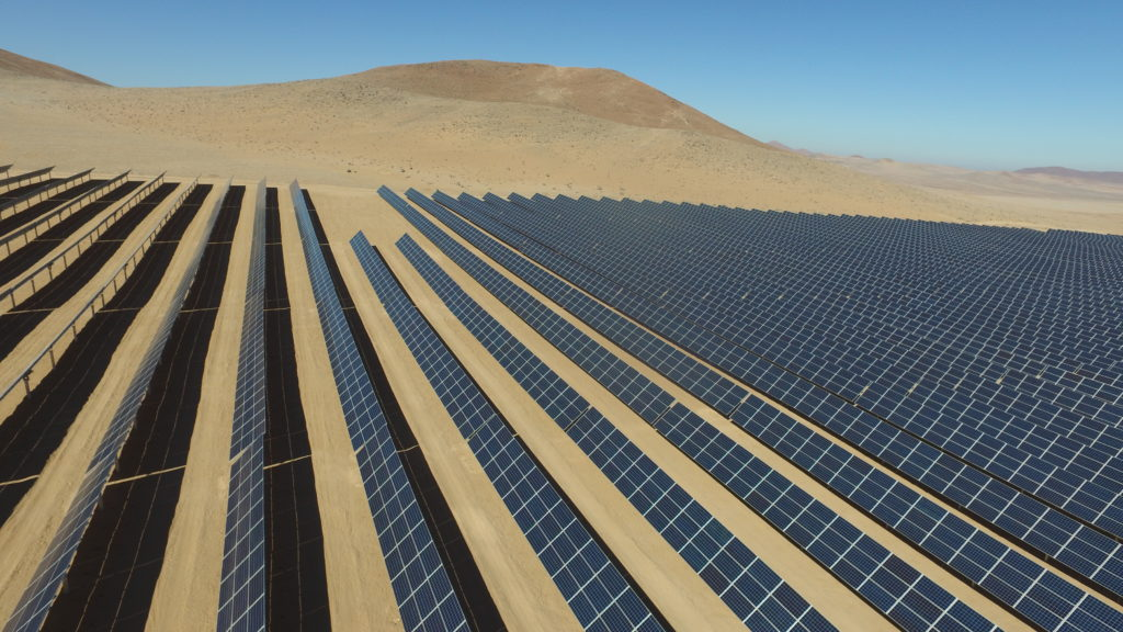 campo solar de soltec