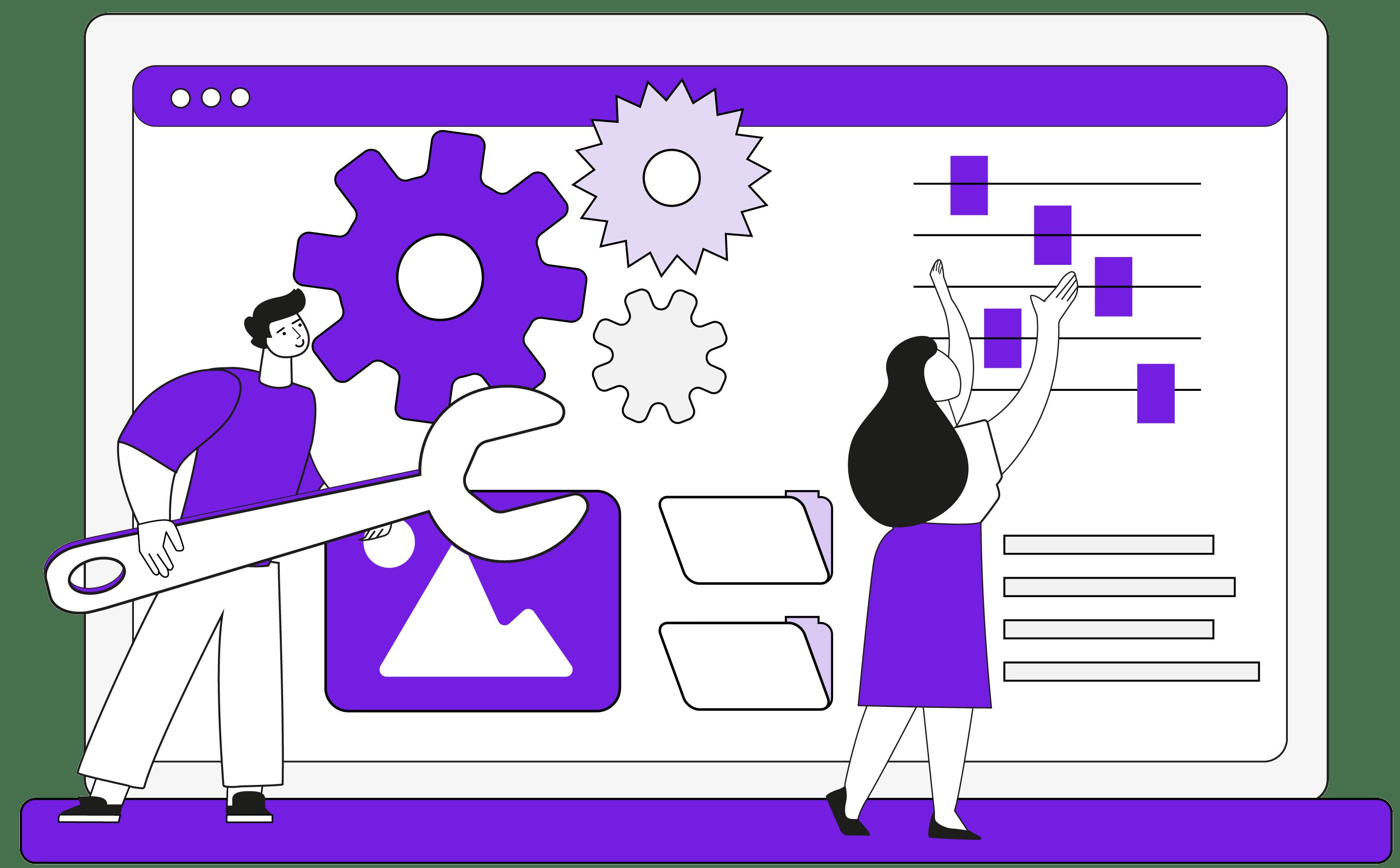 Software para gestión de OTs y técnicos