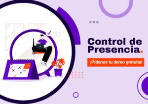 Demo gratuita software control de presencia